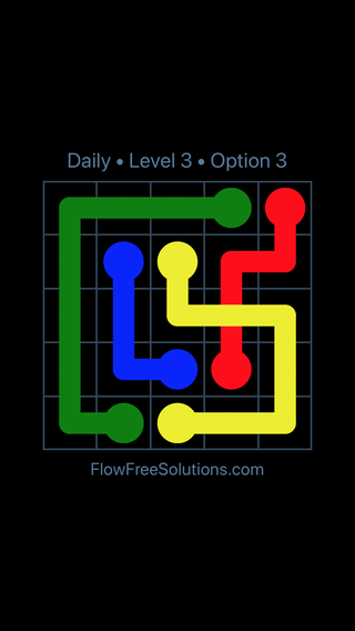 Solution and Answer to the Puzzle for Bridges Date Monday, May 16, 2016 Level 3