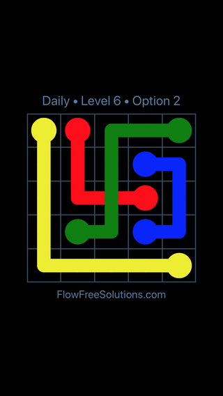 Solution and Answer to the Puzzle for Bridges Date Monday, August 8, 2016 Level 6