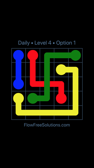Solution and Answer to the Puzzle for Bridges Date Tuesday, August 9, 2016 Level 4
