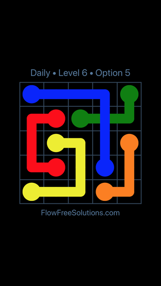 Solution and Answer to the Puzzle for Bridges Date Wednesday, August 10, 2016 Level 6
