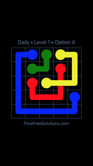 Solution and Answer to the Puzzle for Bridges Date Monday, May 23, 2016 Level 1