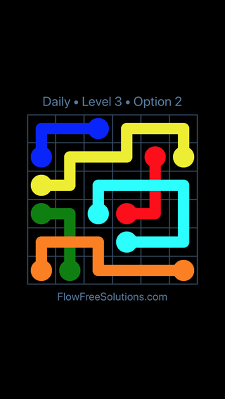 Solution and Answer to the Puzzle for Bridges Date Monday, May 23, 2016 Level 3