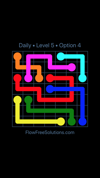 Solution and Answer to the Puzzle for Bridges Date Monday, August 15, 2016 Level 5