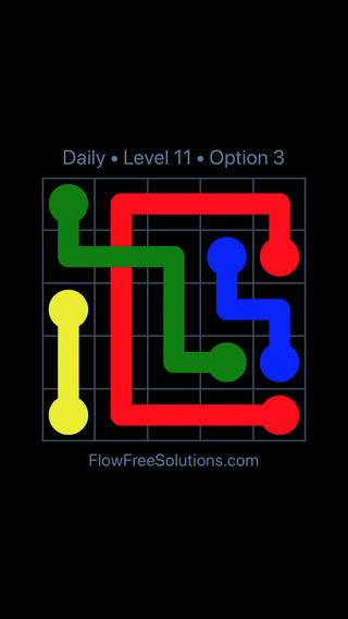 Solution and Answer to the Puzzle for Bridges Date Tuesday, May 24, 2016 Level 11