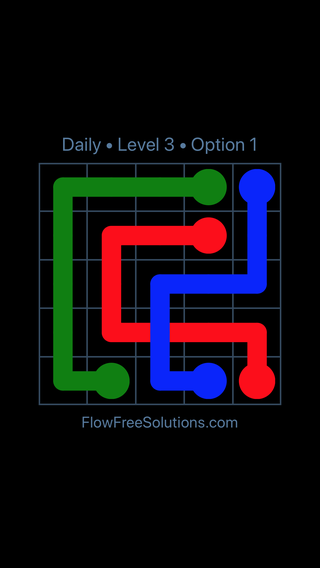 Solution and Answer to the Puzzle for Bridges Date Tuesday, May 24, 2016 Level 3
