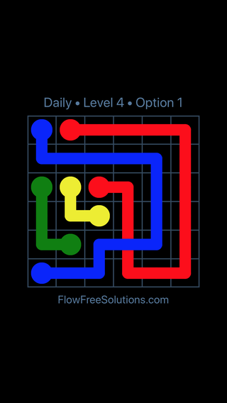 Solution and Answer to the Puzzle for Bridges Date Tuesday, August 16, 2016 Level 4