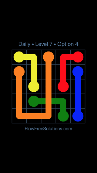 Solution and Answer to the Puzzle for Bridges Date Tuesday, August 16, 2016 Level 7