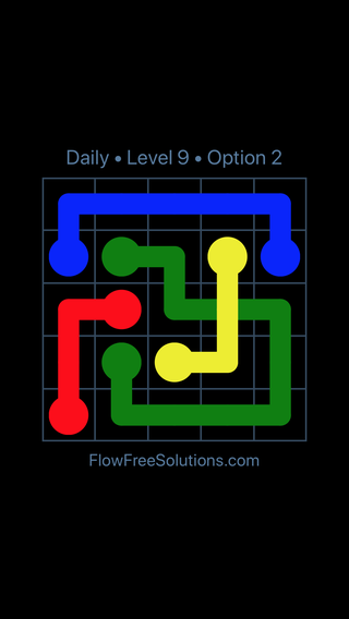 Solution and Answer to the Puzzle for Bridges Date Tuesday, May 24, 2016 Level 9