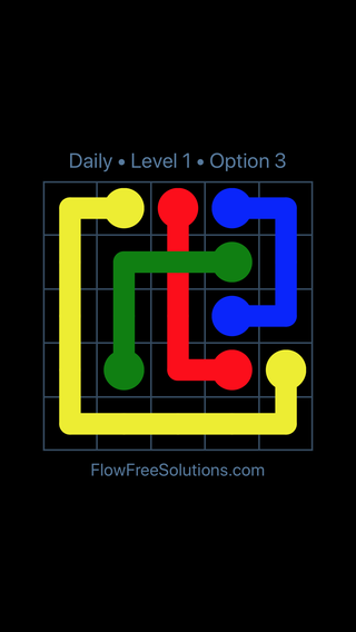 Solution and Answer to the Puzzle for Bridges Date Monday, June 6, 2016 Level 1