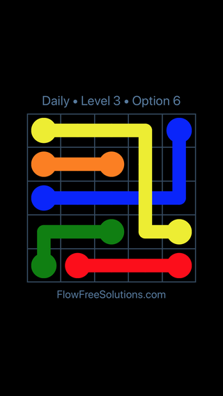 Solution and Answer to the Puzzle for Bridges Date Monday, June 6, 2016 Level 3