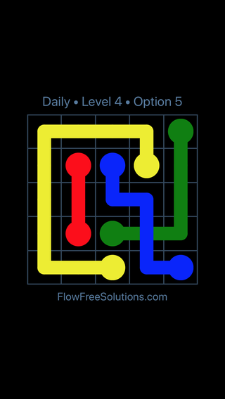 Solution and Answer to the Puzzle for Bridges Date Monday, June 6, 2016 Level 4