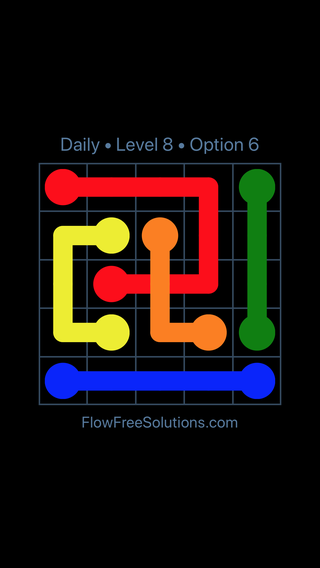 Solution and Answer to the Puzzle for Bridges Date Monday, March 14, 2016 Level 8