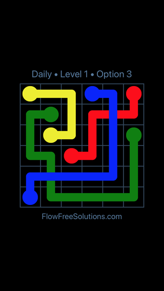 Solution and Answer to the Puzzle for Bridges Date Thursday, May 26, 2016 Level 1