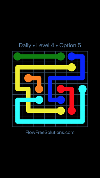 Solution and Answer to the Puzzle for Bridges Date Thursday, May 26, 2016 Level 4