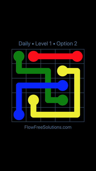 Solution and Answer to the Puzzle for Bridges Date Sunday, August 21, 2016 Level 1