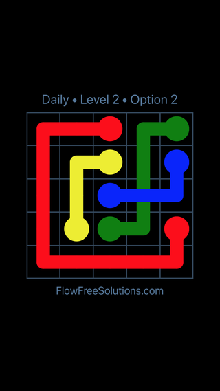 Solution and Answer to the Puzzle for Bridges Date Sunday, May 29, 2016 Level 2