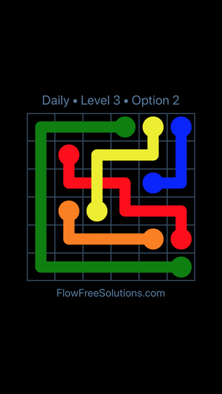 Solution and Answer to the Puzzle for Bridges Date Sunday, May 29, 2016 Level 3