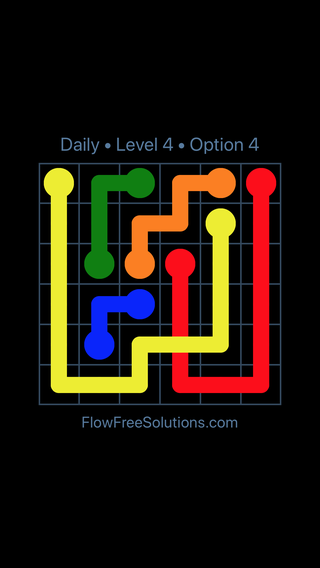 Solution and Answer to the Puzzle for Bridges Date Sunday, May 29, 2016 Level 4