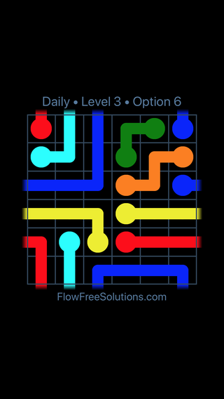 Solution and Answer to the Puzzle for Warps Date Thursday, April 8, 2021 Level 3