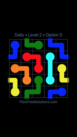 Solution and Answer to the Puzzle for Warps Date Friday, March 18, 2016 Level 2
