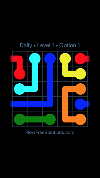 Solution and Answer to the Puzzle for Warps Date Saturday, July 7, 2018 Level 1