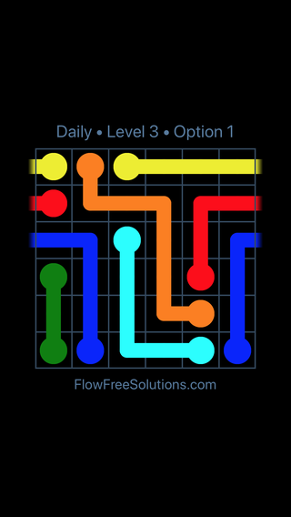Solution and Answer to the Puzzle for Warps Date Saturday, July 7, 2018 Level 3