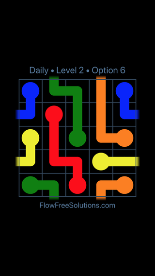 Solution and Answer to the Puzzle for Warps Date Monday, July 9, 2018 Level 2