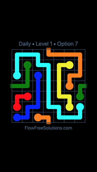 Solution and Answer to the Puzzle for Warps Date Wednesday, April 18, 2018 Level 1