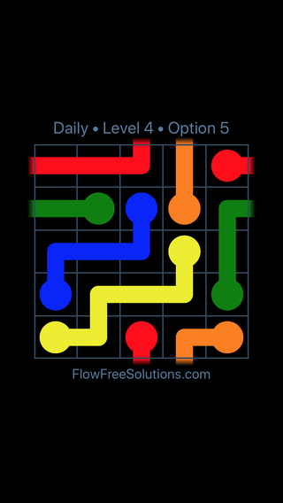 Solution and Answer to the Puzzle for Warps Date Friday, July 13, 2018 Level 4