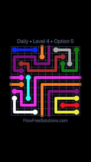 Solution and Answer to the Puzzle for Warps Date Saturday, March 26, 2016 Level 4