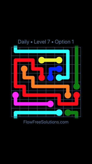 Solution and Answer to the Puzzle for Warps Date Saturday, September 7, 2019 Level 7