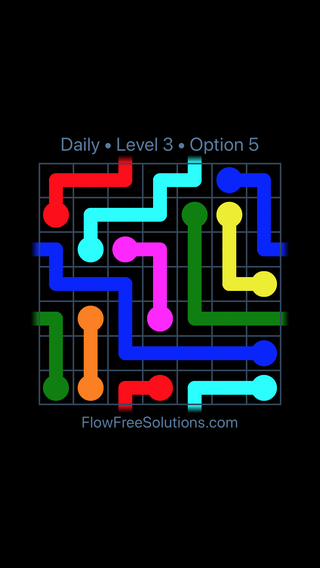 Solution and Answer to the Puzzle for Warps Date Sunday, March 27, 2016 Level 3