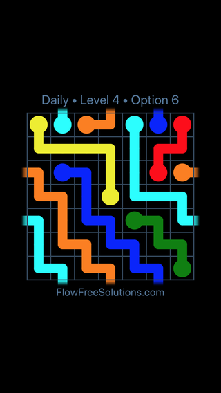 Solution and Answer to the Puzzle for Warps Date Sunday, September 8, 2019 Level 4