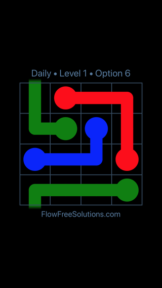 Solution and Answer to the Puzzle for Warps Date Monday, June 20, 2016 Level 1