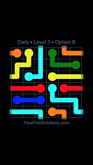 Solution and Answer to the Puzzle for Warps Date Tuesday, September 10, 2019 Level 3