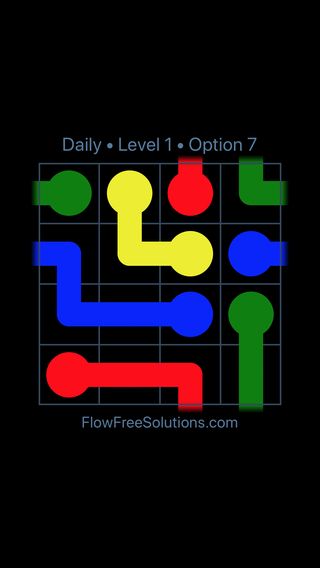 Solution and Answer to the Puzzle for Warps Date Wednesday, September 11, 2019 Level 1