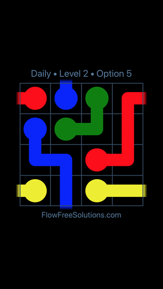 Solution and Answer to the Puzzle for Warps Date Wednesday, March 30, 2016 Level 2