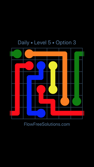 Solution and Answer to the Puzzle for Warps Date Monday, June 27, 2016 Level 5