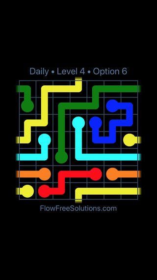 Solution and Answer to the Puzzle for Warps Date Saturday, April 9, 2016 Level 4