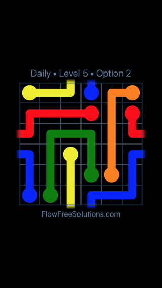 Solution and Answer to the Puzzle for Warps Date Monday, July 4, 2016 Level 5