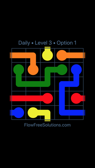 Solution and Answer to the Puzzle for Warps Date Friday, July 8, 2016 Level 3