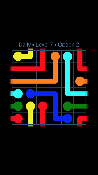Solution and Answer to the Puzzle for Warps Date Monday, May 14, 2018 Level 7