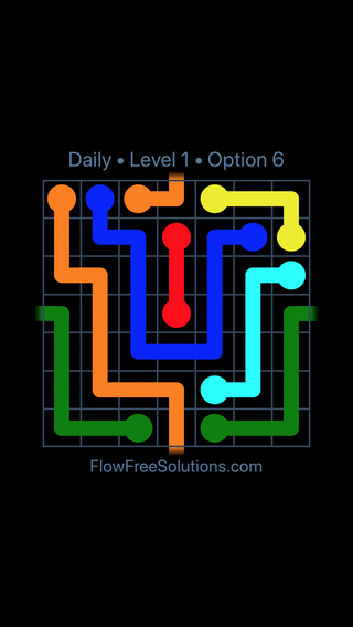 Solution and Answer to the Puzzle for Warps Date Tuesday, May 15, 2018 Level 1