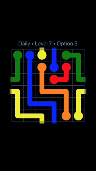 Solution and Answer to the Puzzle for Warps Date Tuesday, May 15, 2018 Level 7