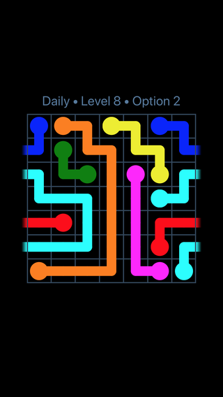 Solution and Answer to the Puzzle for Warps Date Tuesday, May 15, 2018 Level 8