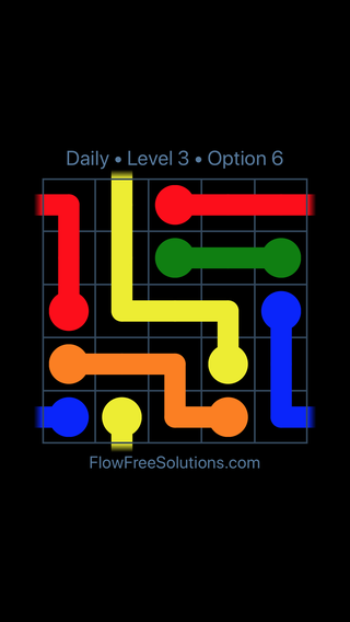 Solution and Answer to the Puzzle for Warps Date Thursday, May 17, 2018 Level 3