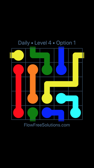 Solution and Answer to the Puzzle for Warps Date Friday, May 18, 2018 Level 4