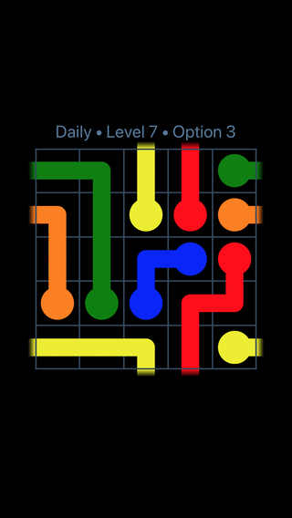 Solution and Answer to the Puzzle for Warps Date Friday, May 18, 2018 Level 7