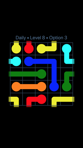 Solution and Answer to the Puzzle for Warps Date Friday, May 18, 2018 Level 8
