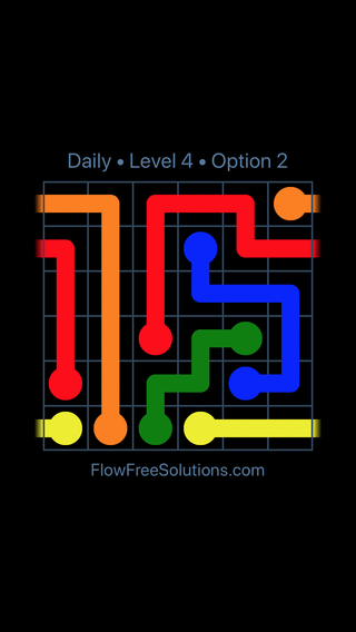 Solution and Answer to the Puzzle for Warps Date Sunday, November 4, 2018 Level 4